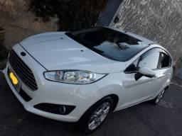 New Fiesta SE 1.6 2015 Automático ,completo ,Abs ,Air bag Duplo R$35.500,00