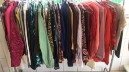 Vendo roupa de loja completa mais de 400 peças