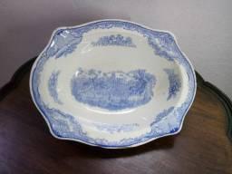 Tijela porcelana antiga decoração.