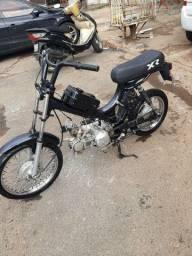 Mobilete Caloi motor Biz 125cc