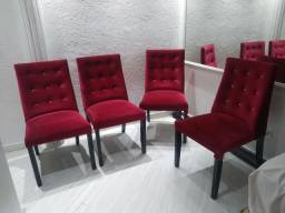 Vende-se cadeiras de jantar