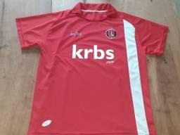 Camisa Charlton (futebol ingles)-marca Joma