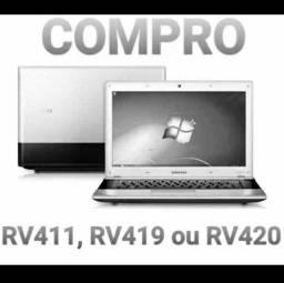 Notebook Samsung RV411 RV419 RV420