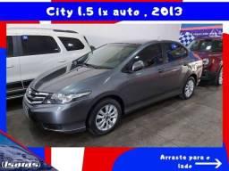 CITY 2013 1.5 LX FLEX 4P AUTOMÁTICO