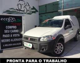 Fiat Strada  Hard Working 1.4 (Flex) FLEX MANUAL