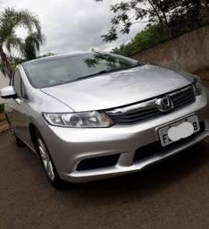 Honda Civic LXS 1.8 Flex 2012 Completo (Praticamente Novo)