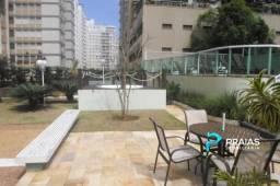 Apartamento à venda com 2 dormitórios em Pitangueiras, Guarujá cod:63075