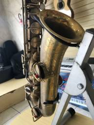Saxofone tenor Melody bucher true tone