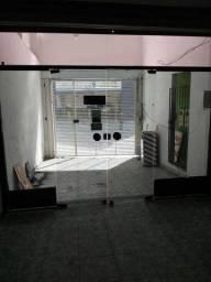 Fachada de vidro com portas, usado comprar usado  São Bernardo do Campo