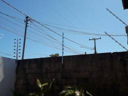 Cerca industrial 6 fios elétrica
