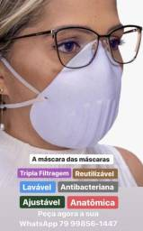 Máscara das máscaras R$ 3,90