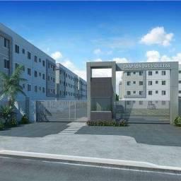 Chapada das Violetas - Apartamento com ótima localização no centro de Várzea Grande, MT -