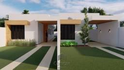 Casa moderna com 3 quartos no São Marcos