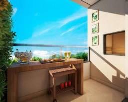 Acquaville - Lago Maggiore - Ótimo apartamento de 2 quartos em Londrina, PR - ID3881