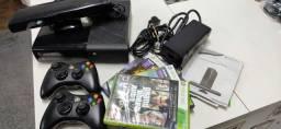 Xbox 360 pouco uso