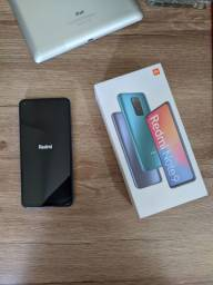 Xiaomi Redmi Note 9 64gb seminovo - Acc trocas, leiam o anúncio!