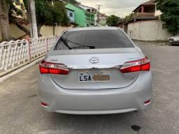 Vendo Toyota Corolla ano 16, modelo XEI