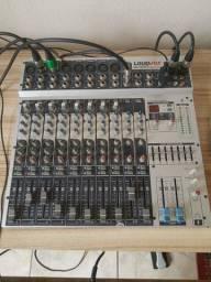 Mesa de som LOUD VOX ML1202FX
