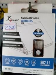 Adaptador Wireless para PC e Notebook