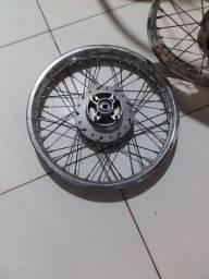 Roda da Fan 125