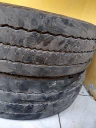 2 pneus 215/ 17-5