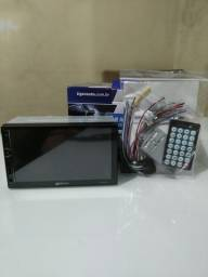Central multimídia 2 Dim (Toutch screen Bluetooth)