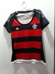 Camisa oficial do Flamengo 2016