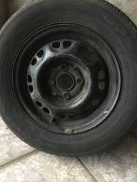 Roda ferro /estepe 13