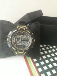 PROVA D'ÁGUA- Relógio de Luxo