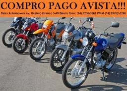 Deko Automóveis paga avista sua moto