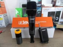 Microfone profissional M58 com cabo