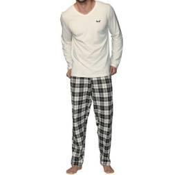 Pijama Masculino Panda Demillus Tamanho M