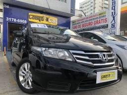 Honda City 2013 Impecável, Todo Revisado! Único dono, Sem detalhes! 1 parcela p/2020