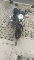 Farol Full LED moto
