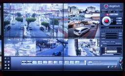 Software Digifort - Ideal para Condominios e Fazendas