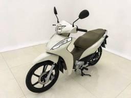 Honda Biz 125- Unica Dona - 2019/2019