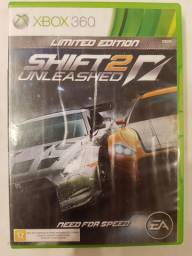 Need for speed shift 2 unleashed de xbox 360