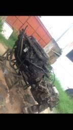 Motor scania 124 novo