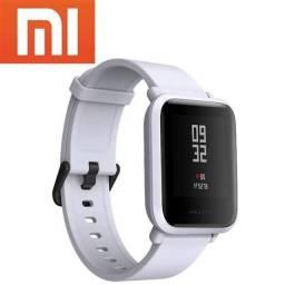 Smartwatch Xiaomi Amazfit Bip com GPS Branco até 3x sem juros, lacrado