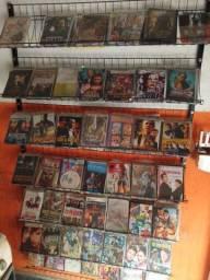 Expositor c/ ou sem os dvd's