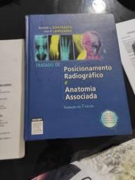 3 livros top sobre radiologia, posicionamento radiográfico  e anatomia
