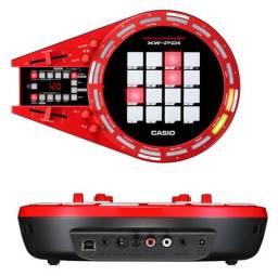 Mpc/Mpd/Bateria eletrônica DJ Casio Xwpd1 trackformer pads