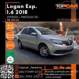 Logan Expression 1.6 2018