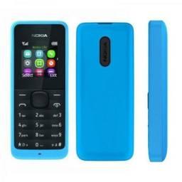 Celular Nokia model 105