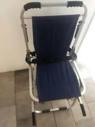Cadeira de resgate de alumínio