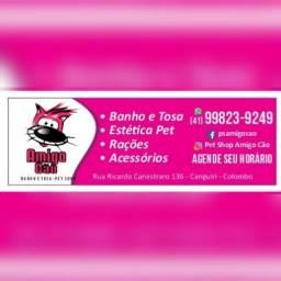 Pet Shop Amigo Cão