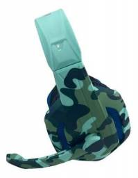 Fone headphones para pc e jogos e musicas / ps4 ex box ( aceitamos cartão)