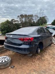 Sucata para retirada de peças_ VW Virtus 2019