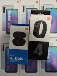 Só Xiaomi // Redmi Air Dots  // Novo lacrado com garantia e entrega imediata