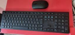 Teclado e mouse sem fio DELL